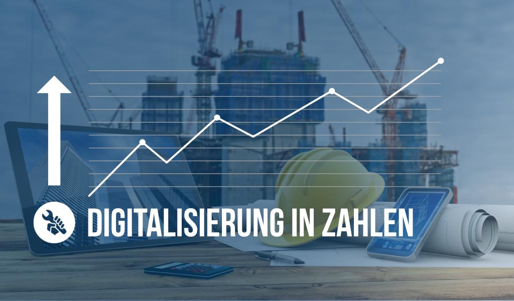 Digitalisierung in Zahlen